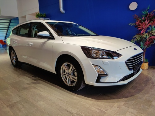 Ford FOCUS 1,0 EcoBoost 125hv A8 Trend Wagon, vm. 2020, 0 tkm (1 / 6)